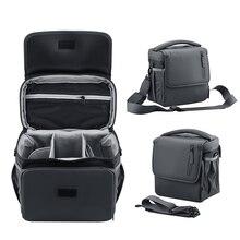 المحمولة تخزين حمل حقيبة الكتف حقيبة ل DJI Mavic 2 برو التكبير الطائرة بدون طيار جهاز تحكم ذكي حقيبة يد ل صغيرة 2 الطائرة بدون طيار اكسسوارات