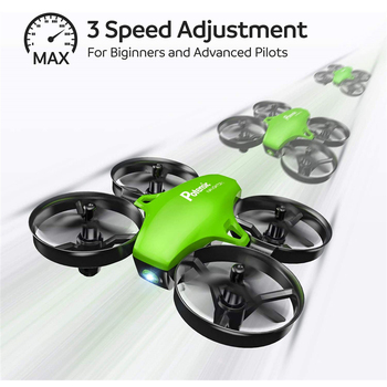 Potensic A20 Mini Drone for Kids Beginners Easy to Fly Headless Mode RC Helicopter Quadcopter Remote Control With 3 Batteries 5