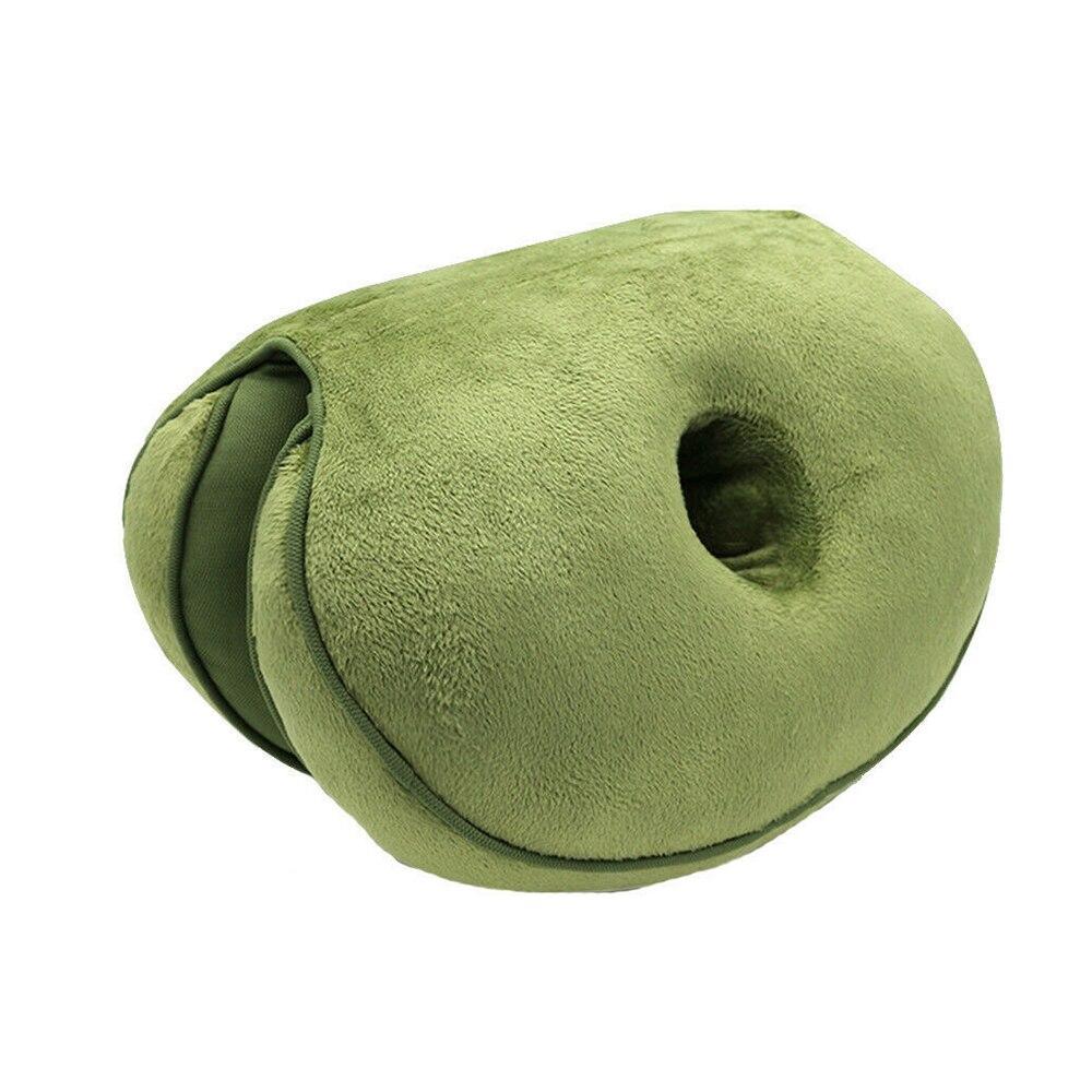 H2fa275c188e440c2954acf63d3247a40X Multifunctional Dual Comfort Seat Cushion Memory Foam of Hip Lift Seat Cushion Beautiful Butt Latex Seat Cushion Comfy for Home