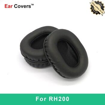 Almohadillas de repuesto para auriculares Roland RH200, almohadillas de cuero PU