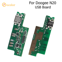 ocolor For Doogee N20 USB Board Replacement Parts For Doogee N20 USB Plug Charge Board High Quality Phone Accessories