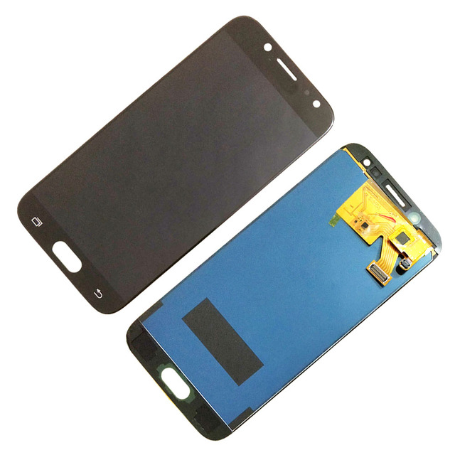 TFT Material for Galaxy J5 2017 Color : Black J530F//DS LCD Screen and Digitizer Full Assembly J530Y//DS Premium Quality