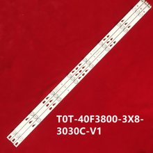 Retroiluminação LED tira lâmpada Para TCL 8 40