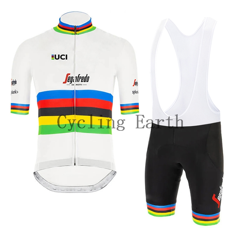 2020 Trekking UCI Short Sleeve Set Cycling Jerseys Summer Bike Clothing MTB Bicycle Clothes Maillot Sport Wear Racing|Cycling Sets| |  -