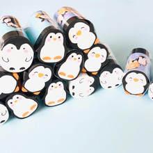 1 pz pinguino forma gomma studente cancelleria gomma matita gomma scuola forniture per ufficio