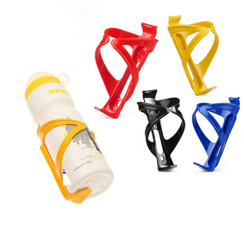 Bicycle Water <font><b>Bottle</b></font> Holder Cage Adjustable <font><b>Bike</b></font> <font><b>Bottle</b></font> Cages Outdoor Sports Drink Kettle <font><b>Mount</b></font> Rack Durable Bicycle Accessories image