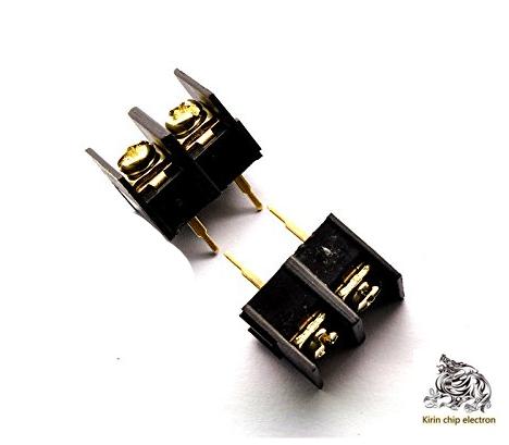 20PCS/LOT Terminal KF DG1000-2p/3P Connector Socket Terminal Foot Spacing 10 MM