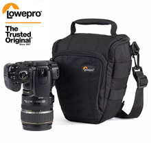 Hızlı kargo orijinal Lowepro Toploader Zoom 50 AW 55AW DSLR kamera kılıfı omuzdan askili çanta kılıfı