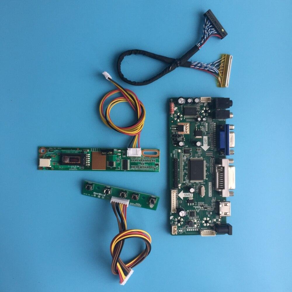 Controller Board For LTN154P2-L04/L05 1680*1050 15.4