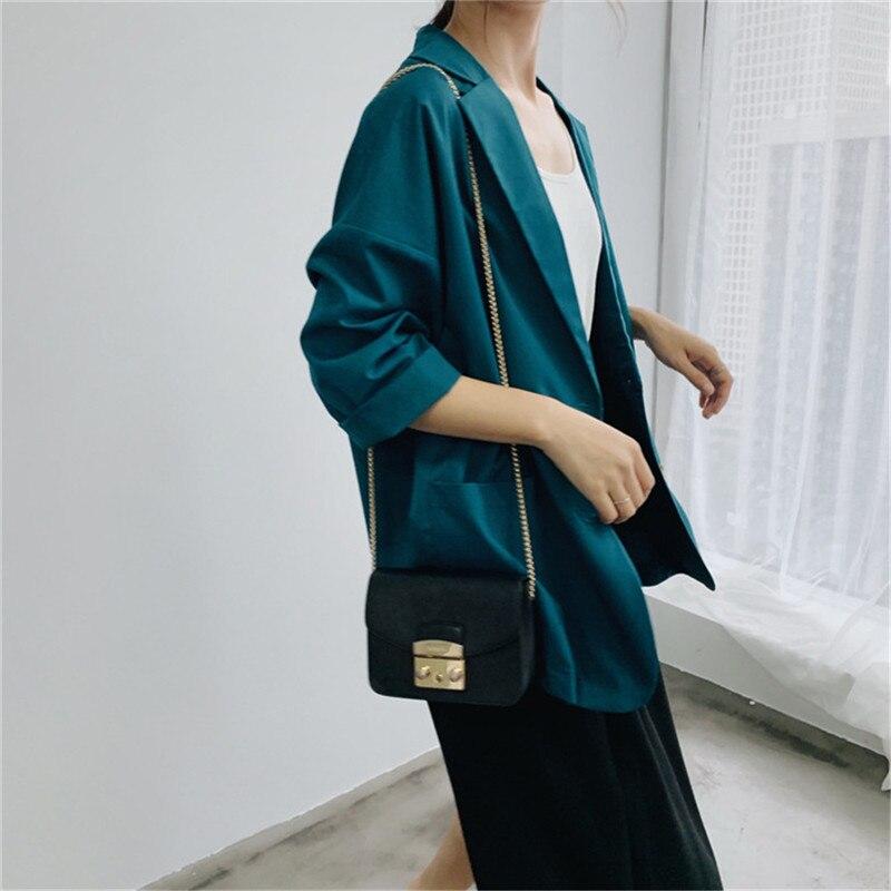 Women Office Jacket Slim Suit clothes 2019 Autumn Women`s Working Suit vadim blazer women`s tops Ladies Business Suit (6)