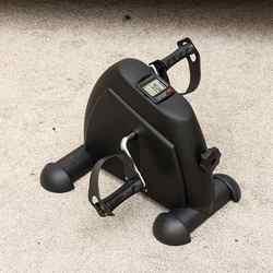 LCD Display Mini Pedal Heimtrainer Trainer Zyklus Indoor Cycling Bikes Stepper Home Gym Fitness Werkzeuge Arm/Bein Physikalische therapie