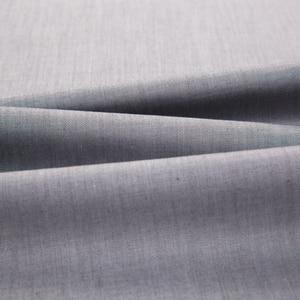 Image 5 - Мужская немнущаяся рубашка с длинным рукавом, Классическая формальная Классическая рубашка из 100% хлопка, с одним накладным карманом, Осень зима 2019