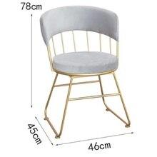Популярный высококачественный стул для отдыха спинка стул для кафе железный садовый стул из кованого материала