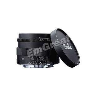 Image 5 - Zonlai 22mm F1.8 Manual Prime Lens for Sony E mount for Fuji for Micro 4/3 a6300 a6500 X A1 X A2 X M1 G1 G2 G3 Mirrorless Camera