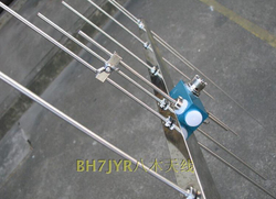 Good signal receiving UV dual band yagi antenna 435M 145M repeater yagi antenna 144M-146M base station high gain yagi antenna