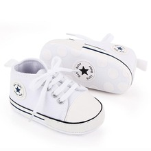 Shoes Infant Sports-Sneakers Star Anti-Slip Classic Toddler Newborn Print Baby-Boys-Girls