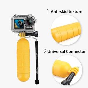 Image 2 - Vamson Voor Gopro 8 Accessoires Floaty Bobber Handheld Monopod Grip Selfie Stick Voor Gopro Hero 7 5 4 Voor Xiaomi yi VP418