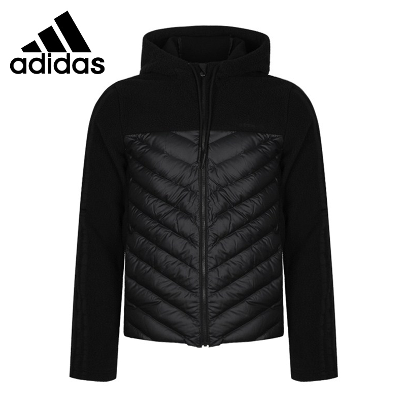 Original New Arrival  Adidas NEO  M DLY DWN JKT  Men's  Down Coat Hiking Down Sportswear