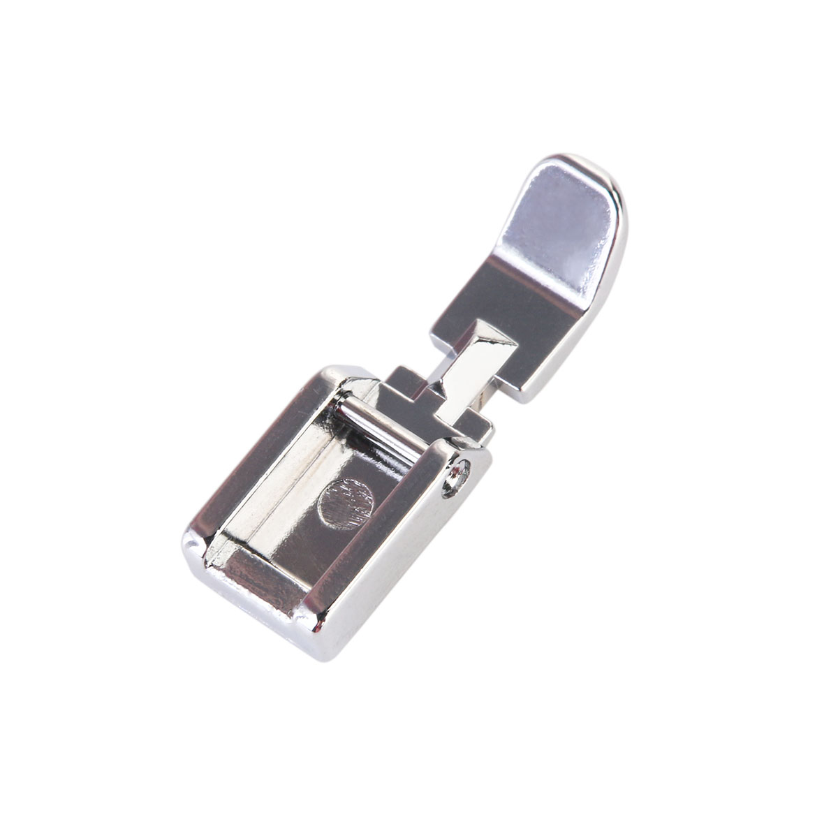 Швейные инструменты, прочная узкая прижимная лапка на молнии с зажимом для вязальной машины Brother / Singer / Janome / Butterfly / Feiyue