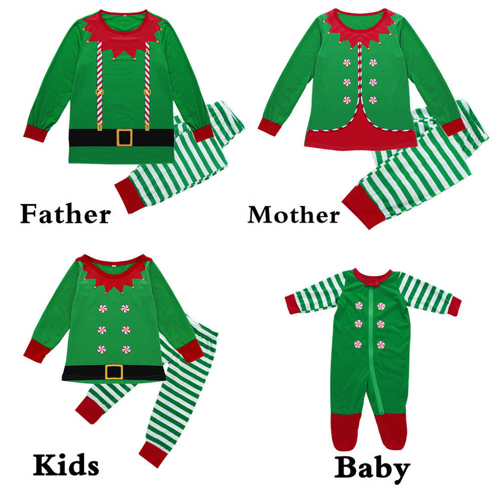 Fancy Christmas Party 2020 2020 Christmas Party Fancy Costume Set Family Matching Clothes