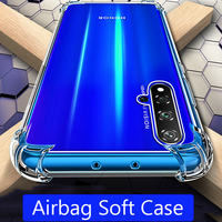 Olhveitra-funda de silicona TPU suave para Huawei P30 Lite Pro Y9 P Smart 2019, funda a prueba de golpes para Huawei P20 Lite Pro Nova 5T