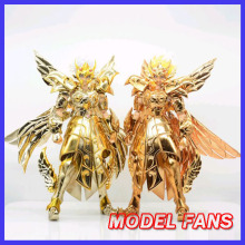 MODEL FANS IN STOCK JMODEL Saint Seiya ND the 13th gold saint Odysseus metal armor Myth Cloth EX Action Figure toy