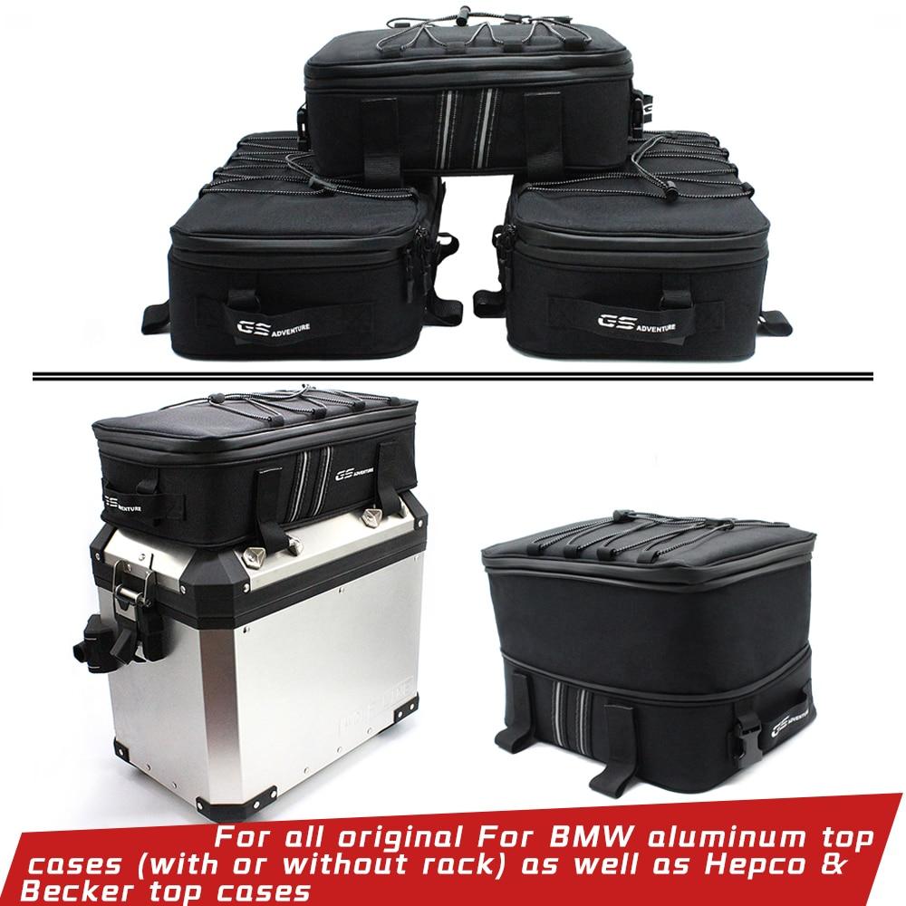 R1250GS R1200GS Top Case Bag For Aluminum Alloy Side Box For BMW R1200 GS LC ADV F700GS F800GS F650GS G310GS Adventure R1200GSA
