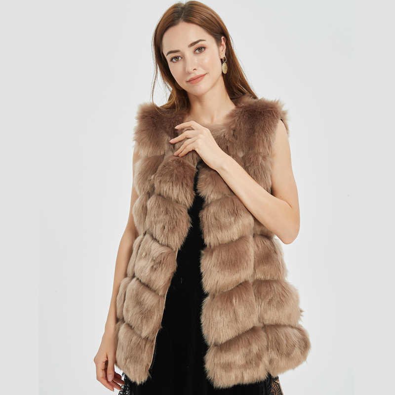 Cp フェイクファージャケット女性のファッション黒革リムーバブル袖の毛皮のコート女性カジュアル冬のオーバーコート女性女性 CP02