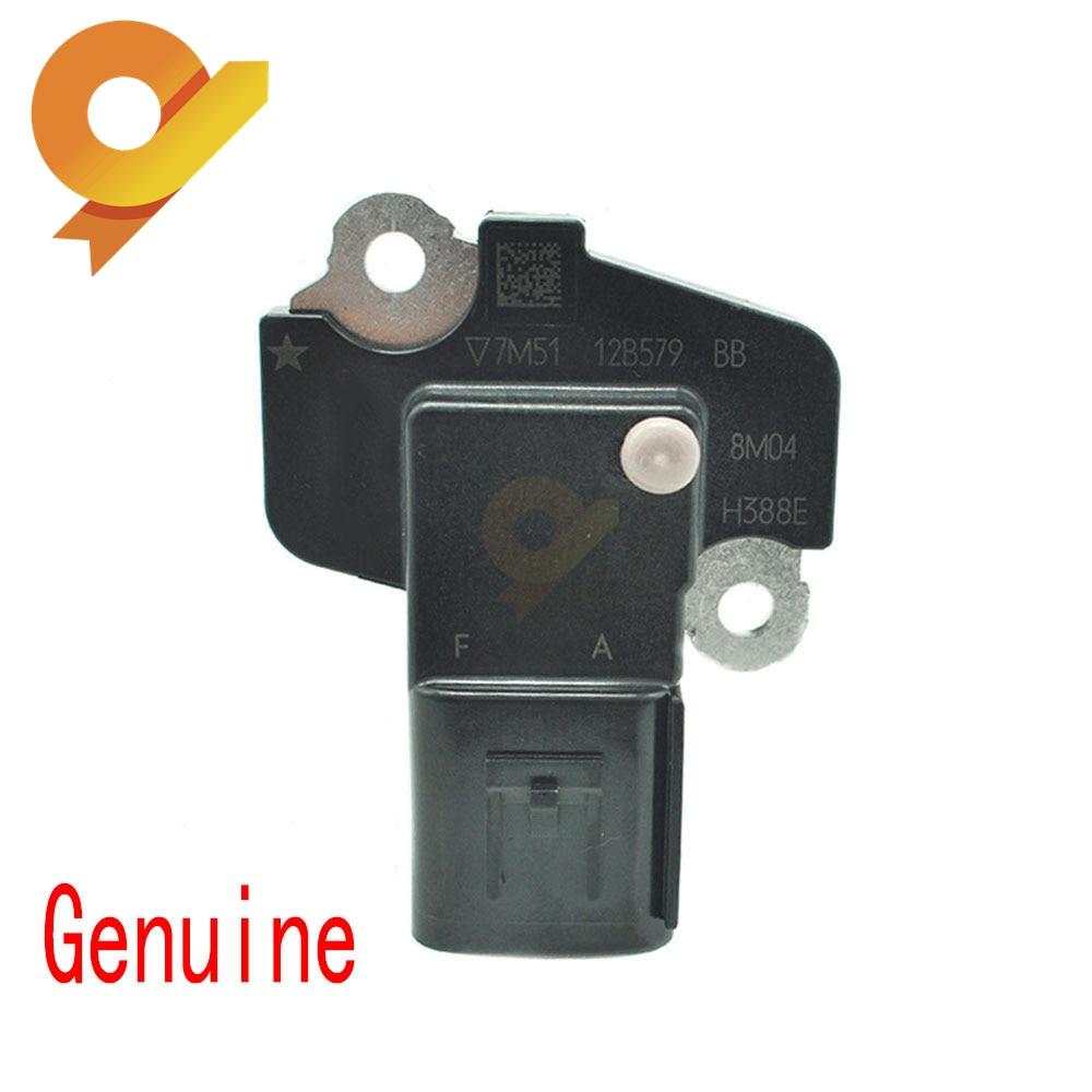 00 01 02 03 04 Ford Focus MAF Mass Air Flow Meter Sensor Original OEM 2.0 2.0L