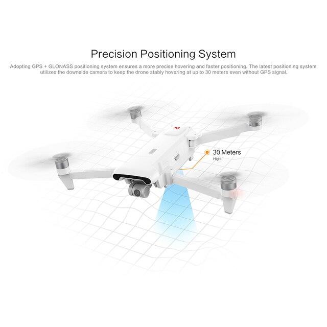 FIMI X8SE 2020 8KM FPV 3-Axis Gimbal 4K Camera RC Drone HDR Video GPS 35mins Flight Quadcopter Charging Battery RTF 4