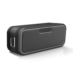 40W High Power 3D Surround Sound V5.0 NFC IPX7 Waterproof Dual Driver Subwoofer Outdoor Bluetooth Wireless Speaker FM /AUX Card