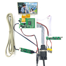 "4.3"" VS043T-005AT 480X272 LCD Screen 4.3 inchVGA 2AV LCD Controller Board VS-TY40-V1"