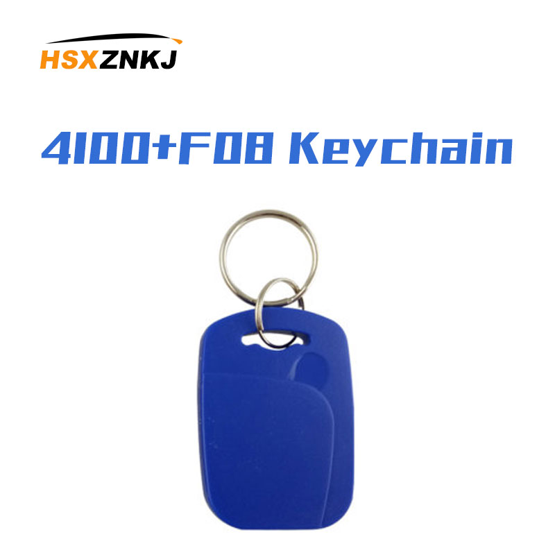 10/20/50pcs Rfid Authorized Read-only Label Composite Nfc  Id 125khz Em4100 Tk4100 Key + Ic 13.56mhz S50 Access Card