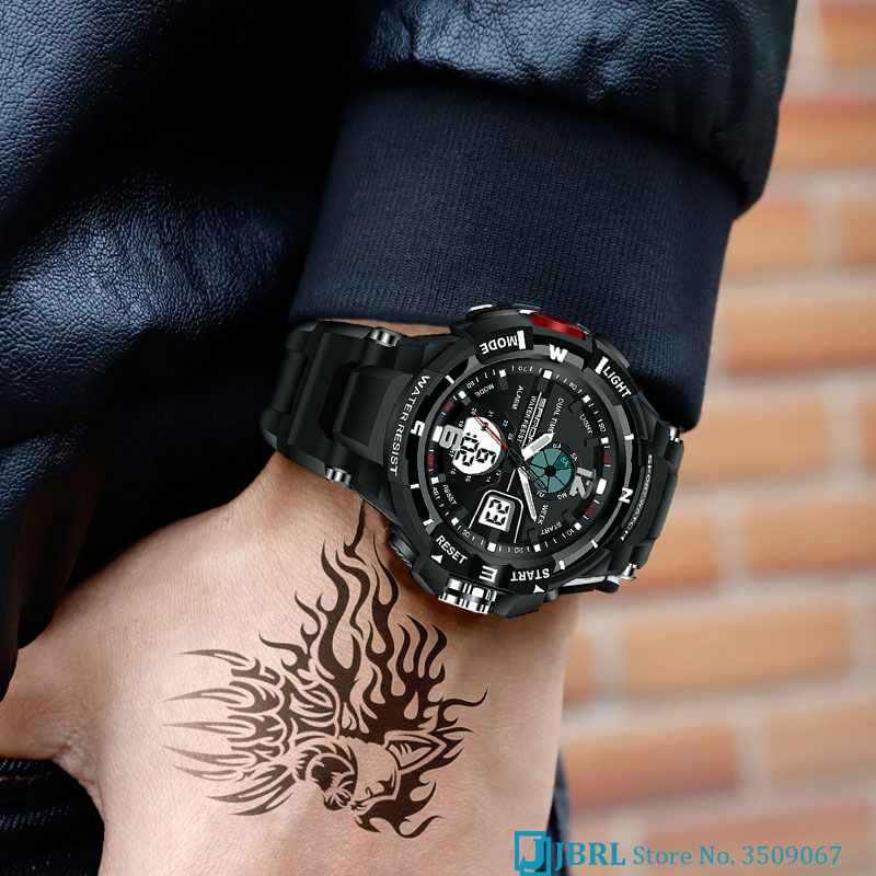 marca relógio masculino para homem relógio duplo
