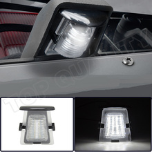 Cho 2007 2018 Jeep Wrangler OEM #:68064721AA Lỗi Giá Rẻ LED Số Tấm Chắn Ánh Sáng Đèn 18SMD