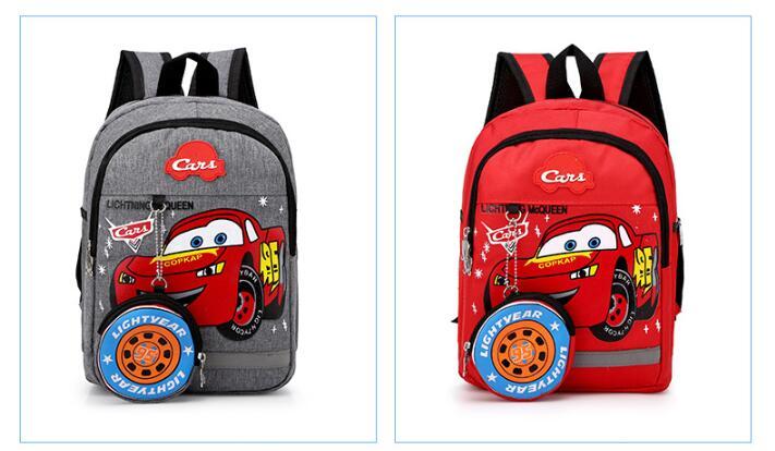 dos desenhos animados viagem brinquedo de pelúcia mochilas presente
