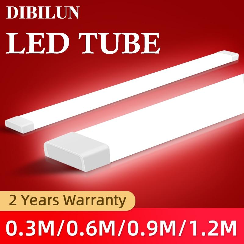 T5 Led Leuchtstoffröhre 220V 30/50/60/90/120CM T8 Rohre Led Wand lampe 1ft 2ft Bar Lichter Für Küche Home Outdoor Beleuchtung AC180-265V
