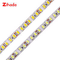 12V LED Strip Light SMD5630 120Leds/m Non Waterproof LED Ribbon Diode Tape Flexible LED Light + DC Connector 0.5m 1m 2m 3m 4m 5m