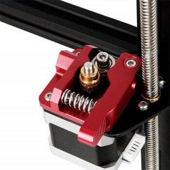 금속 압출기 키트 실리콘 노즐 가열 침대 스프링 세트 creality ender 3 pro/CR-10/ender 5 3d 프린터 1.75mm 필라멘트