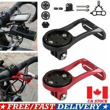 MTB дорожный велосипедный компьютерный держатель для камеры передний велосипедный ствол удлинитель держатель для Garmin Bryton Cateye GoPro светильник