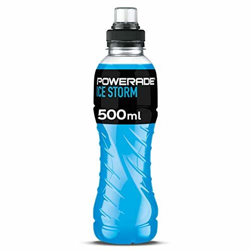 Powerade Powerade 500ml - 500 Ml