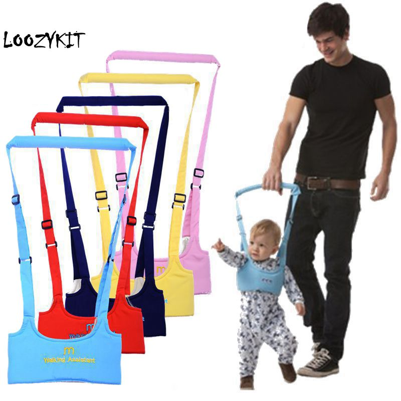 CYSINCOS Baby Walker Toddler Harness Assistant Backpack Leash For Children Kids Strap Learning Walking Baby Belt Child Safety