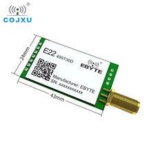 LoRa SX1268 433MHz rf Transceiver Module 30dBm 1W Long Range UART DIP Serial Port Module E22-400T30D