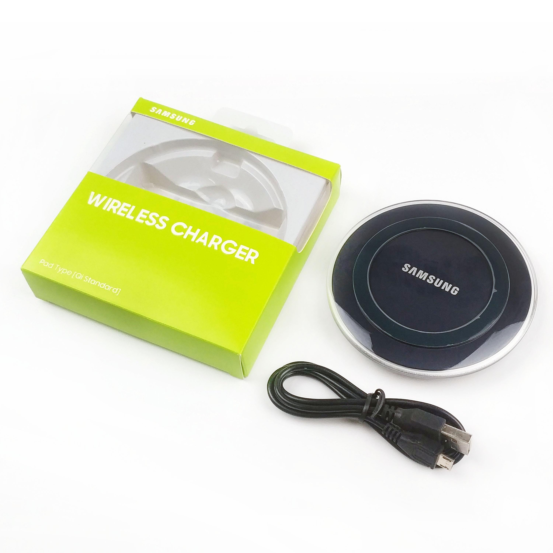 Samsung S10 cargador inalámbrico Original 10W 3