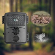 PR600 Mini Hunting Trail Camera 12MP 1080P PIR IR Wildlife Scouting Cam Night Vision Wildlife Cameras Surveillance 0.8s Trigger