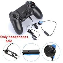 Cuffie Gamepad con microfono auricolare per Controller PS4 auricolari auricolari accessori di gioco ecouteur filaire
