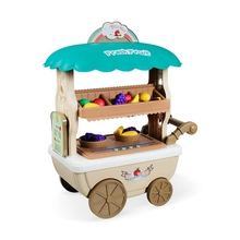 Fruit-Set Pretend-Toy Kids for Mobile Vehicle with Light