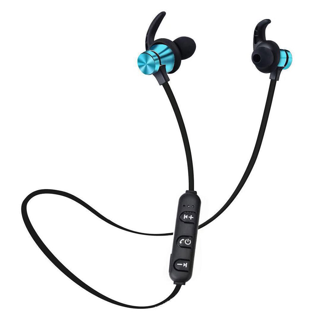 Wireless Bluetooth 5.0 Earphone Music Headset Phone Neckband Sport Earbuds Earphone With Mic For IPhone For Samsung For Xiaomi
