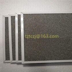 Nano TiO2 dwutlenek tytanu/fotokatalizator piankowy nikiel klimatyzator  oczyszczacz powietrza/filtr ochrony środowiska