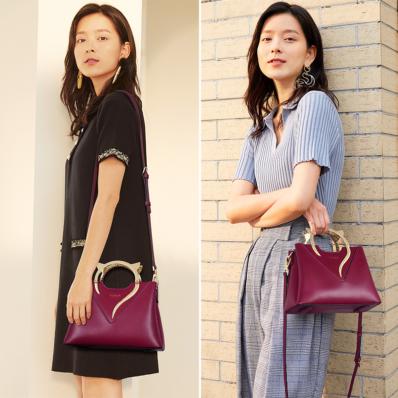 FOXER Fally Business Bag Commuter style Lady 2 colors